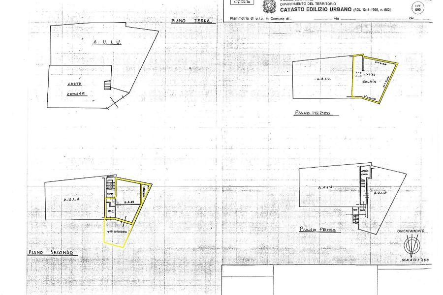 rif. 1775 (1) - Appartamento Ossimo (BS) OSSIMO SUPERIORE