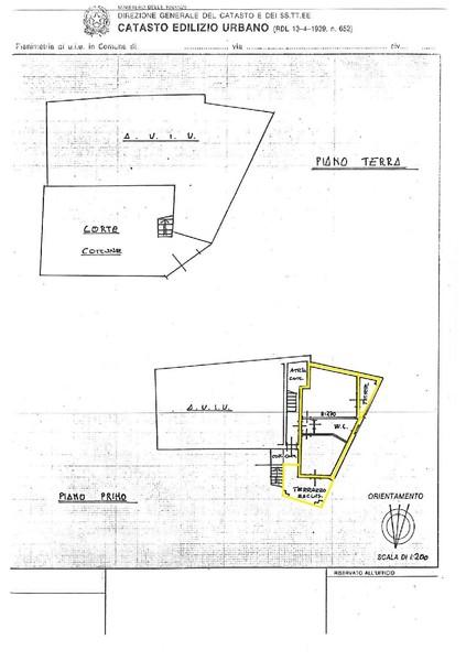 rif. 1774 (1) - Appartamento Ossimo (BS) OSSIMO SUPERIORE